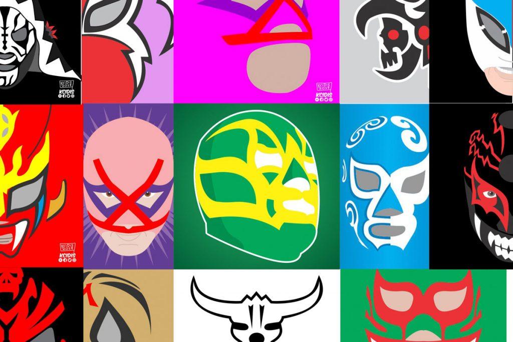 avatares de lucha libre por kcidis
